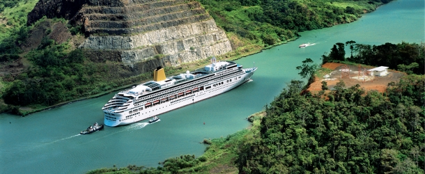 P&O Cruises' top maiden calls in 2015
