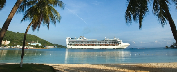 Regal Princess will be featuring in a new ITV show in 2016