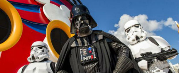 star wars themed disney cruises