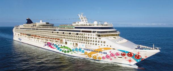 Norwegian Pearl Cruise 118 star trek cruise