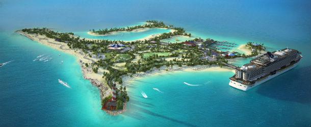 MSC Cruises Ocean Cay