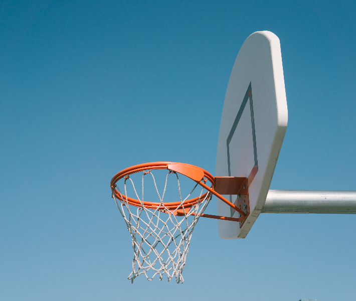 Basketball court - featured on-board Sapphire Princess