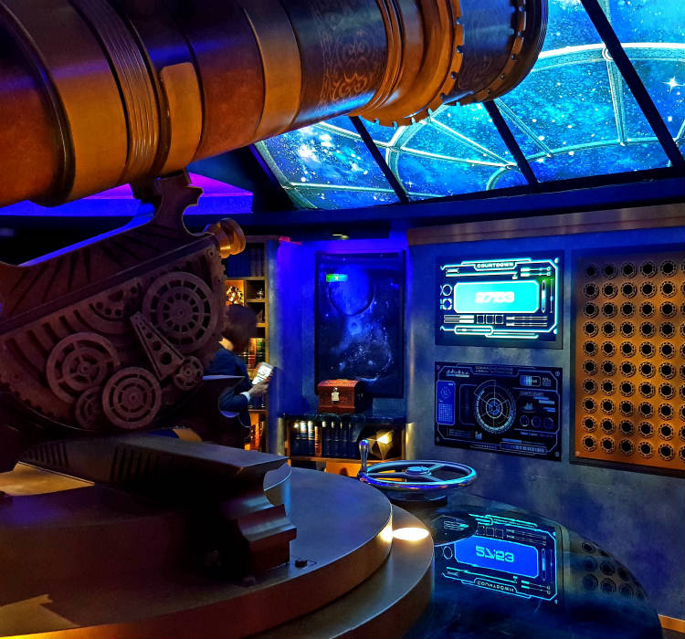 Escape Room - Royal Caribbean - Independence of the Seas