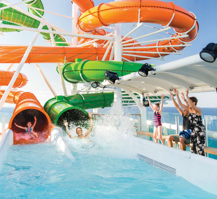 Royal Caribbean - Splashaway Bay - Independence of the Seas