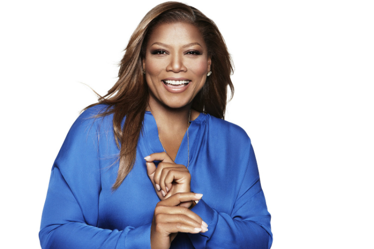Queen Latifah, the godmother of Carnival Horizon