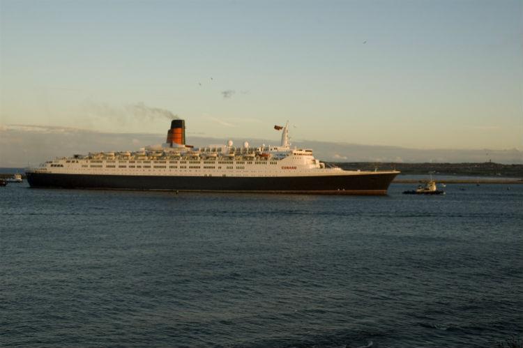 QE2 - Cunard's previous member of the fleet