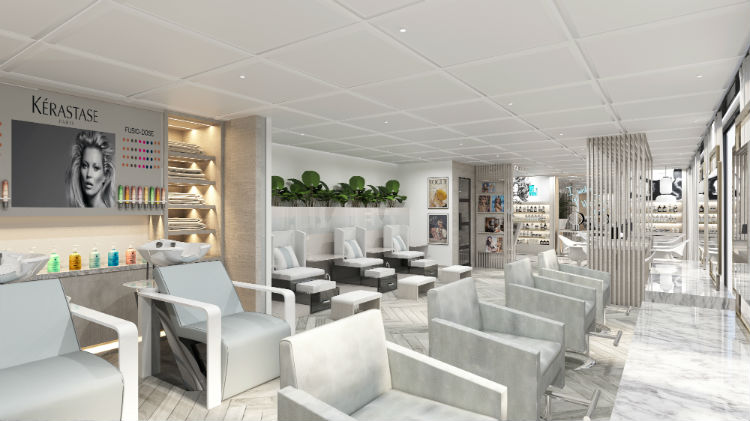 Celebrity Edge - Salon