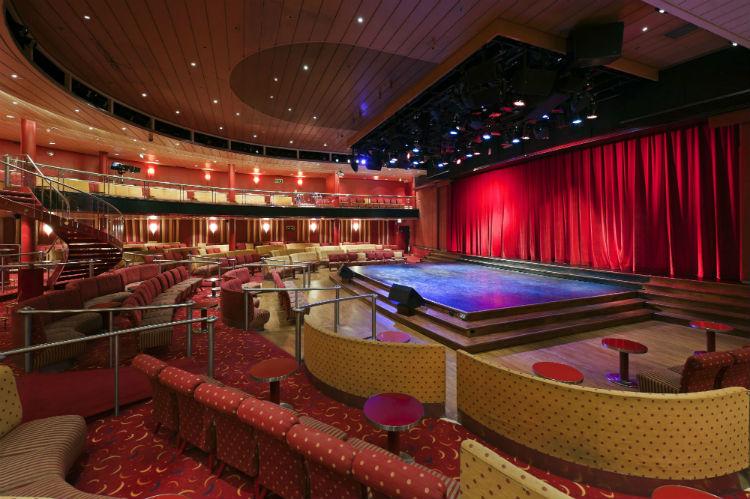 Cruise & Maritime theatre