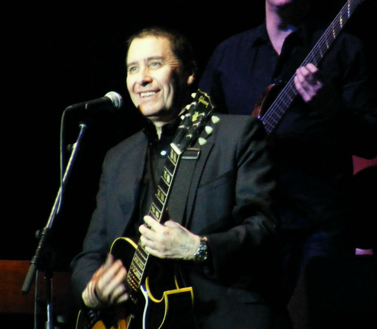 Jools Holland - Saga Partnership