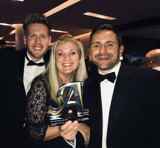 Agent Achievement Award 2018