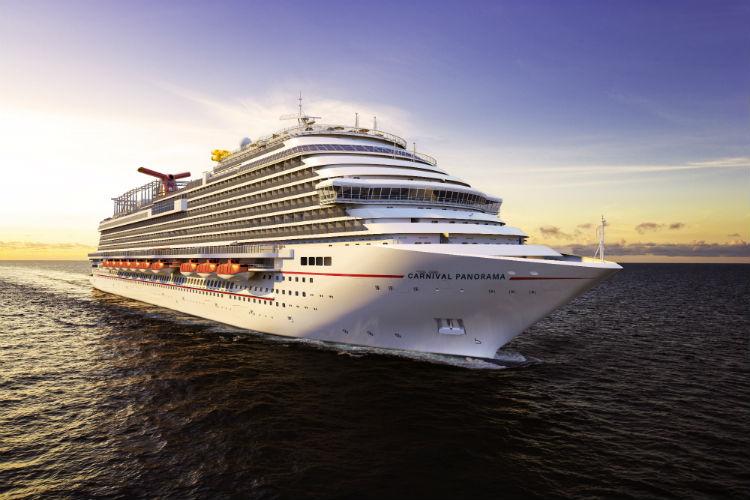 Carnival Panorama - Carnival Cruises