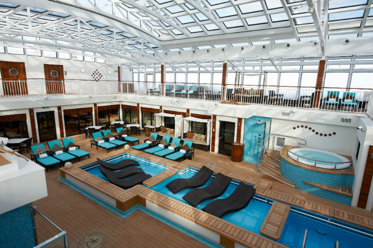 The Haven - Norwegian Cruise Line