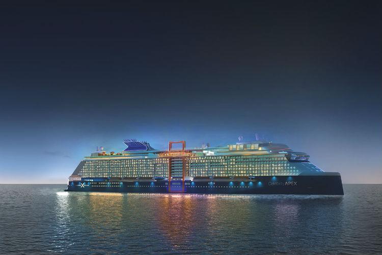 Celebrity Apex - Cruise Ship