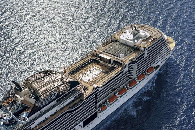 MSC Meraviglia - MSC Cruises