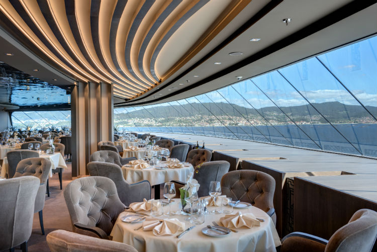 MSC Yacht Club Venue - MSC Meraviglia
