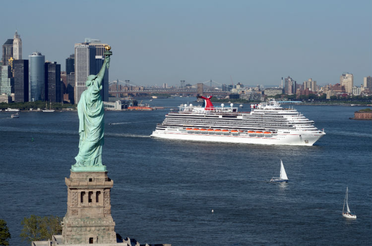 New York - Carnival Cruise Line