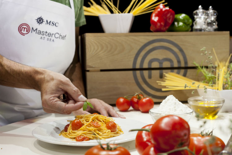 MasterChef - On-board MSC Cruises