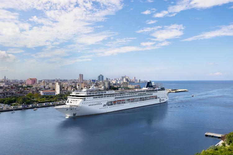 MSC Cruises - MSC Armonia