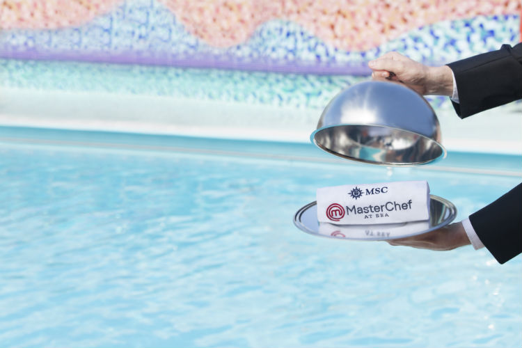 MasterChef - MSC Cruises
