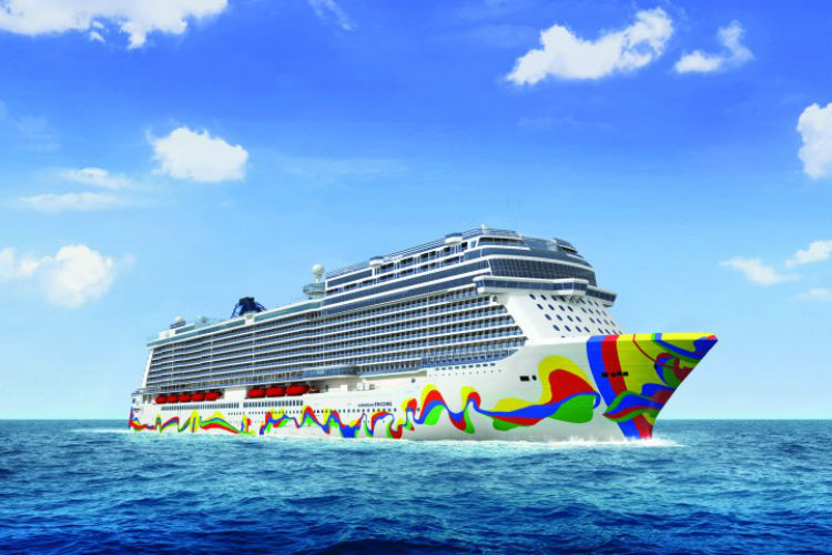 Norwegian Encore - Norwegian Cruise Line