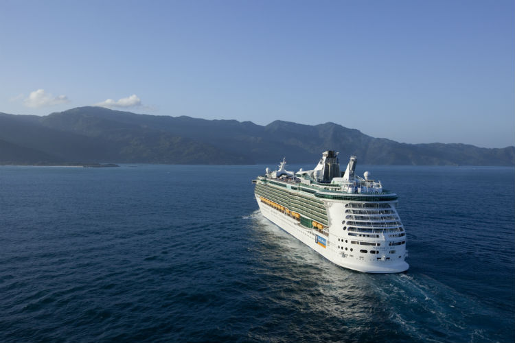 Royal Caribbean - Quantum Class Ship