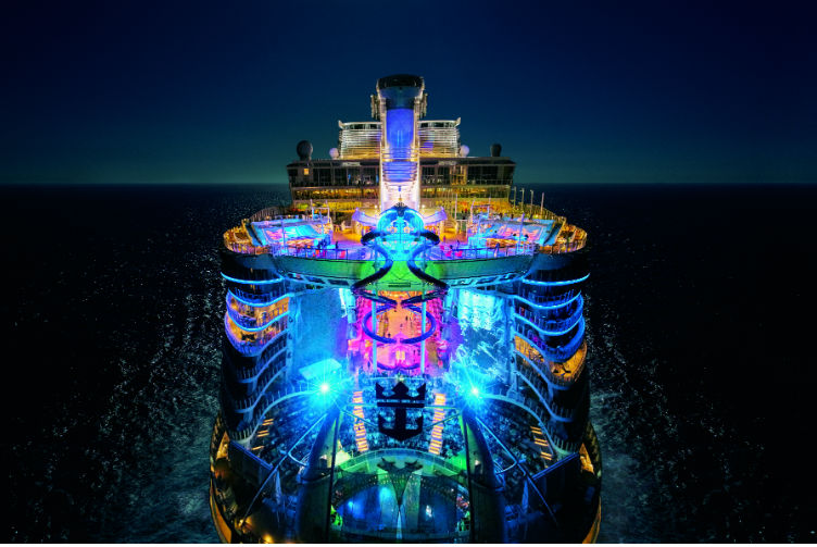 Symphony of the Seas - Royal Caribbean