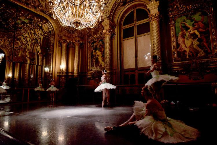 English National Ballet - Cunard