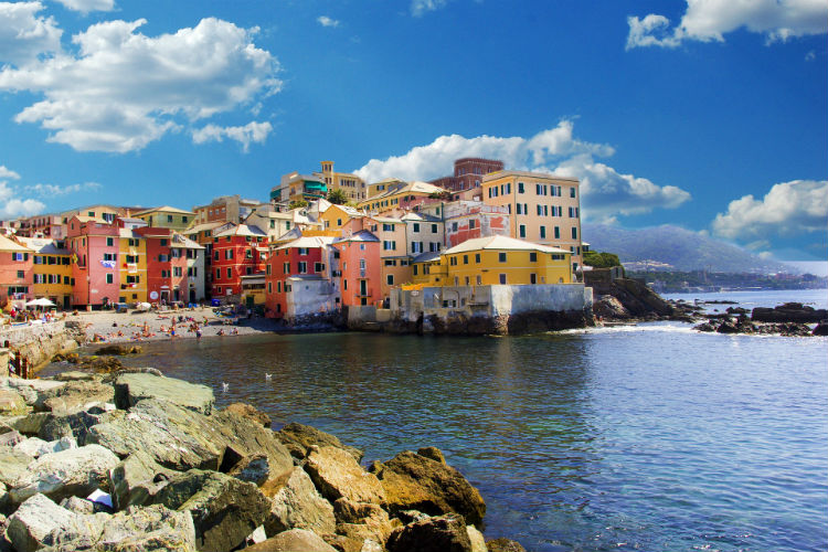 Genoa, Italy - Mediterranean