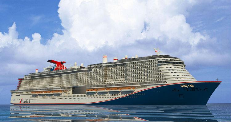 Carnival Cruise Line - Mardi Gras