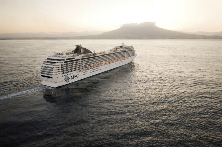 MSC Poesia - MSC Cruises