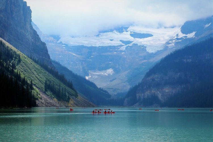 Lake Louise, Alaska - Destination