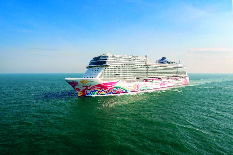 Norwegian Joy - Norwegian Cruise line
