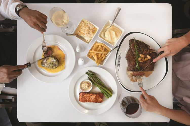 Chops Grille - Restaurant - Royal Caribbean