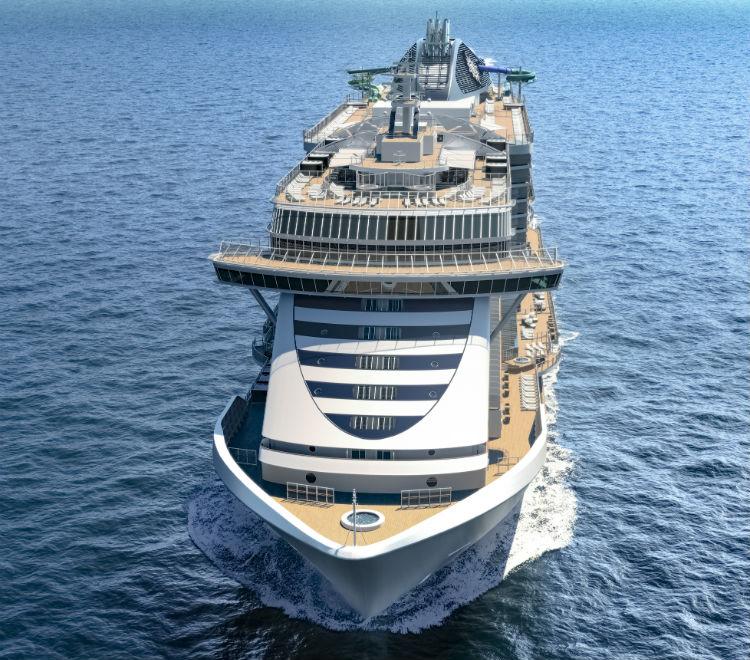 MSC Seashore - MSC Cruises