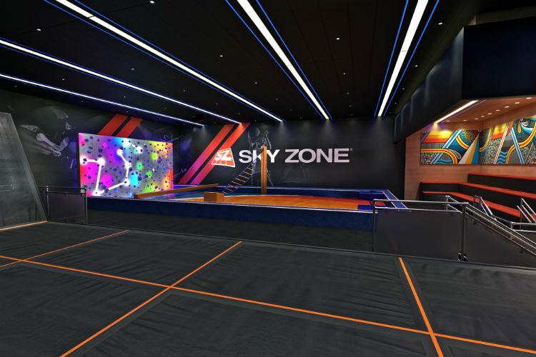 Sky Zone - Carnival Panorama