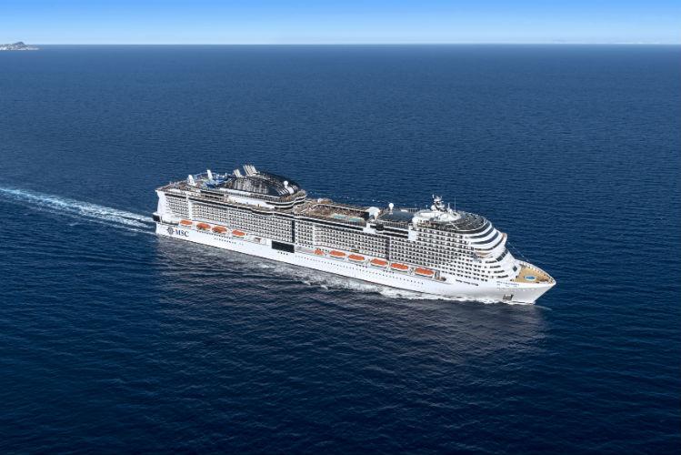 MSC Grandiosa - MSC Cruises