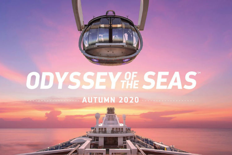 Odyssey of the Seas - Launch in 2020