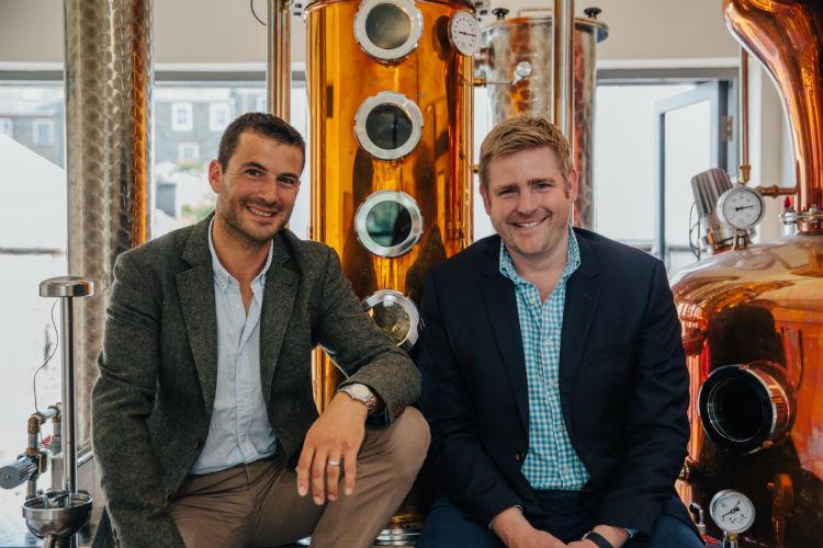 Salcombe Gin Partnership With P&O Cruises