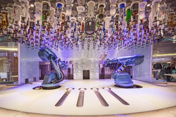 Bionic Bar - Royal Caribbean