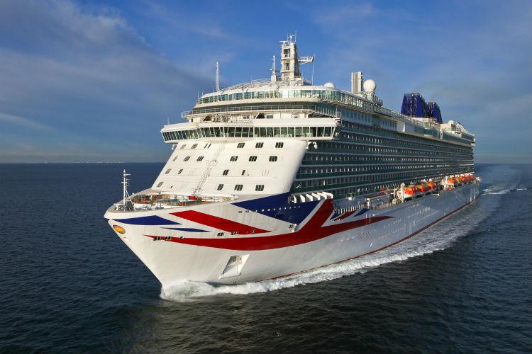 P&O Cruises- Britannia